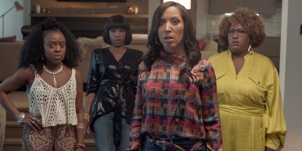 Sketch Comedy Series 'A Black Lady Sketch Show' debuts August 3 on HBO Go