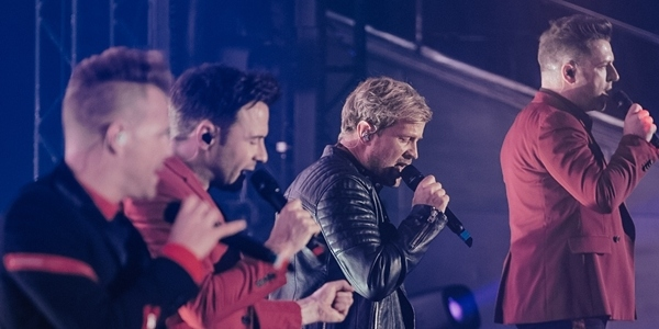 Here's What You Missed at Westlife's 20th Anniversary Concert in Manila