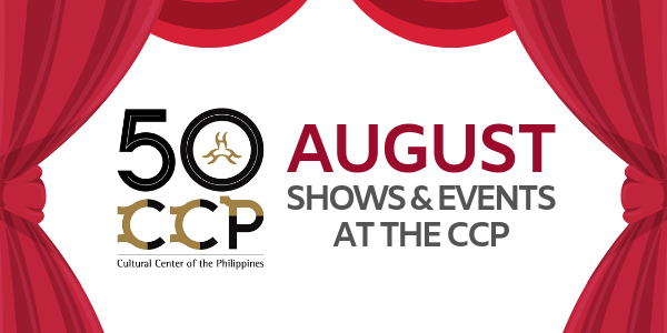 CCP Shows and Events This August: Cinemalaya, Koryolab, and More!