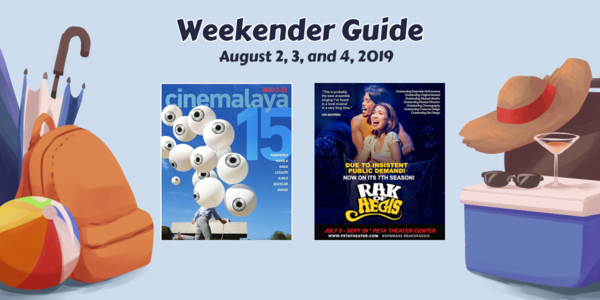 Weekender Guide: August 2, 3, and 4, 2019