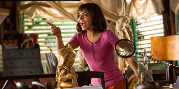 Explore Isabela Moner's Casting as Dora in 'Lost City of Gold'