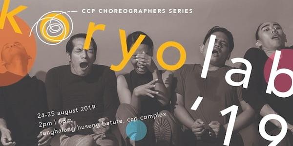 Choreographers Set to Deconstruct Dance in CCP's Koryolab 2019