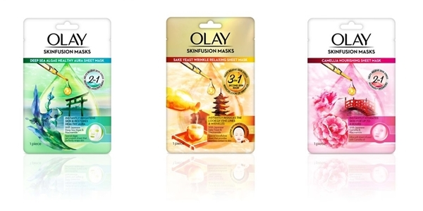 Olay Skinfusion: Your 15-Minute Answer to Target Hydration, Brightening and Anti-Aging