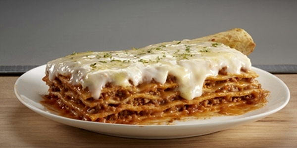 Say Yass to Lasagna Supreme!