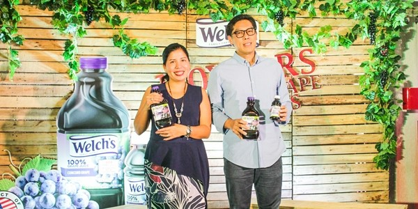 Health and Heritage:  Welch's Celebrates 150 Years of 'Sharing What's Good' and Advocating for Healthier Nutritional Choices