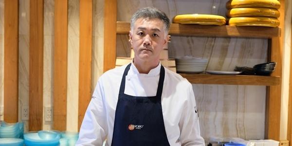 Kitchen Pro Files: Nobu Manila's New Head Sushi Chef Keiichi Hirukawa