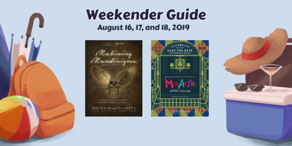 Weekender Guide: August 16, 17, and 18, 2019