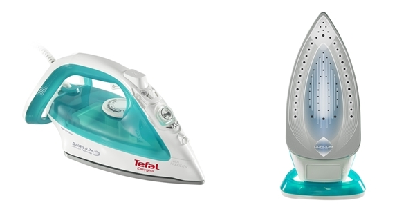 'New Durilium Airglide' Steam Irons From Tefal Now at 40% Off