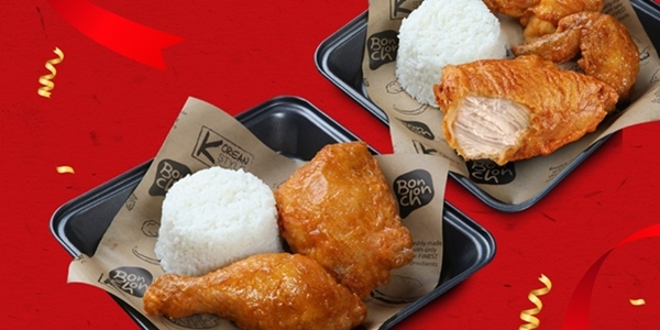 Read more about the article Double Your Two-Piece Chicken Meal for Free at BonChon!