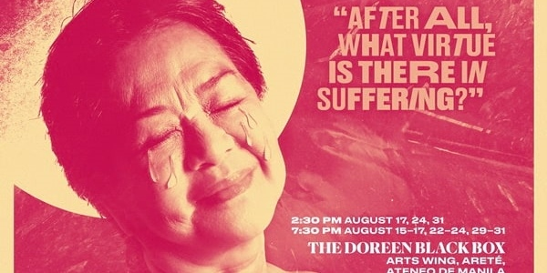 Read more about the article Tanghalan Ateneo's 'Dolorosa' and the pitfalls of the prosaic