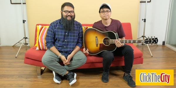 City Sessions: I Belong To The Zoo performing 'Balang Araw' and 'Sana'