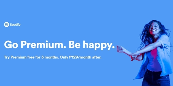 Spotify Premium's First Three Months are Now Free!