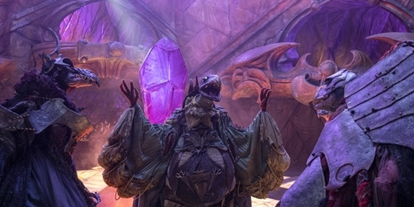 A Look at the Behind-the-Scenes of Netflix' 'The Dark Crystal: Age of Resistance'