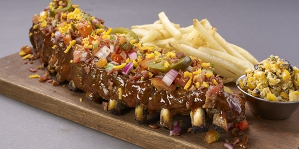 Get Your First Dibs on The Ribs at Buffalo Wild Wings!