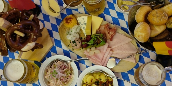 Experience the Most Authentic Oktoberfest in Manila at Solaire