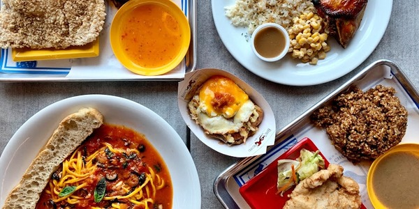 New Concepts For Your Cravings as 'Food Choices' Reopens in Glorietta