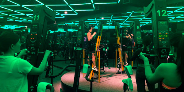 'Rise Nation' Cardio Climbing Class (Using LeBron's Fave Machine) Opens in BGC