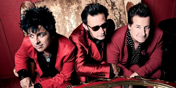 Green Day is Having a Concert in Manila on 2020!