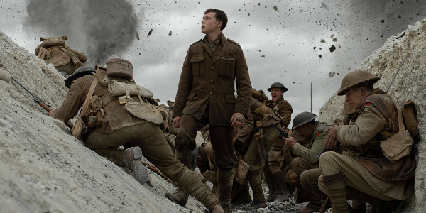 """WATCH: Time is the Enemy in the Teaser Trailer of War Epic """"1917"""""""