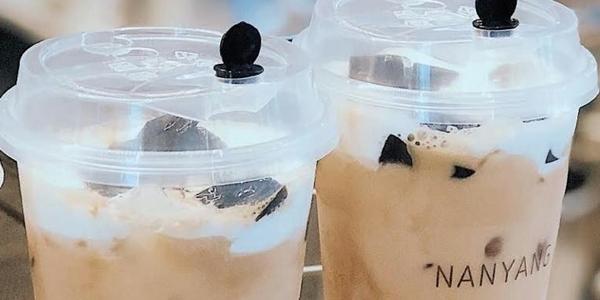 Enjoy 9 Peso Milk Tea This September at Nanyang