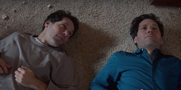 WATCH: A Perfect Paul Rudd in 'Living With Yourself' Trailer