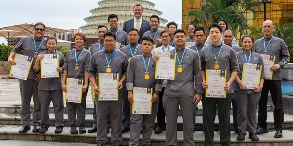 City of Dreams Manila Wins 32 Medals at the Philippine Culinary Cup
