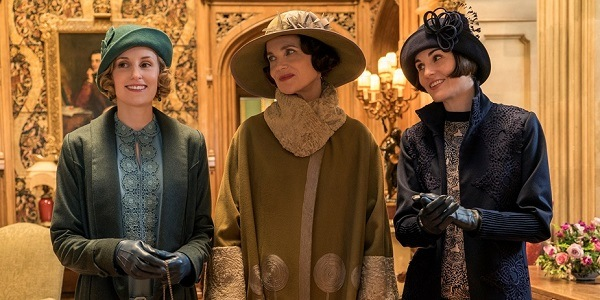 Good to Be Home: A Review of 'Downton Abbey'