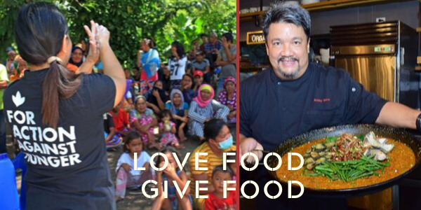 Read more about the article Fight Malnutrition with Love Food Give Food and P100 for 5 Challenge