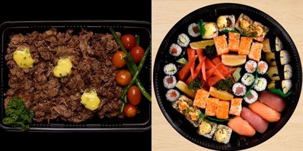 Sizzlin' Steak and Teriyaki Boy Now Offer Party Trays for Take-Out and Delivery