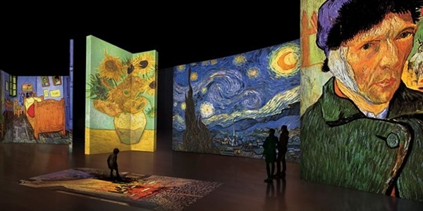 Read more about the article Van Gogh Alive: World's Most Visited Multi-Sensory Experience Comes to BGC!