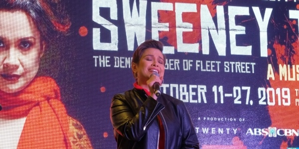 Lea Salonga & Jett Pangan Headlining Sweeney Todd on 40th Anniversary