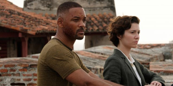 Mary Elizabeth Winstead and Will Smith Team Up in 'Gemini Man'
