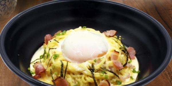 LOOK: Watami's New Japanese Carbonara Offers a Fusion of Flavors!