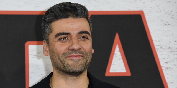 Oscar Isaac is Gomez in 'The Addams Family'
