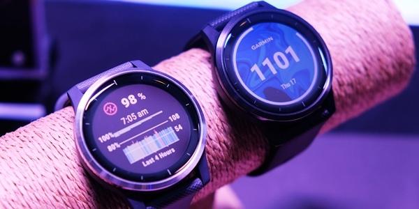 Read more about the article Meet Garmin's Latest Smartwatches: Venu™, Vivomove 3, and Vivoactive 4