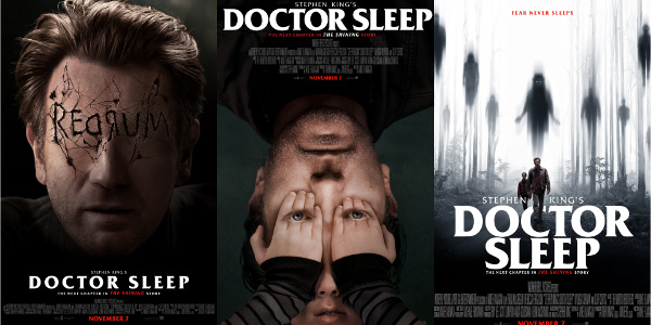 LOOK: Three New Posters for 'Doctor Sleep' Revealed