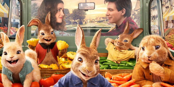 WATCH: Fluffy Bunny Goes Rogue in 'Peter Rabbit 2' Trailer