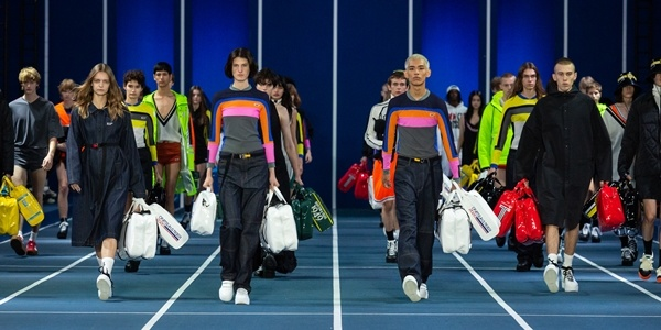 Onitsuka Tiger Spring and Summer 2020 Collection Invades The Runway