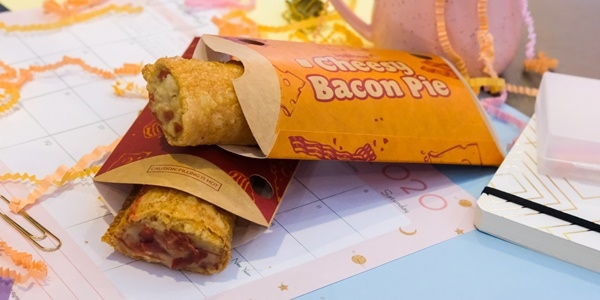 Jollibee Launches New Breakfast Pies, priced at only P49