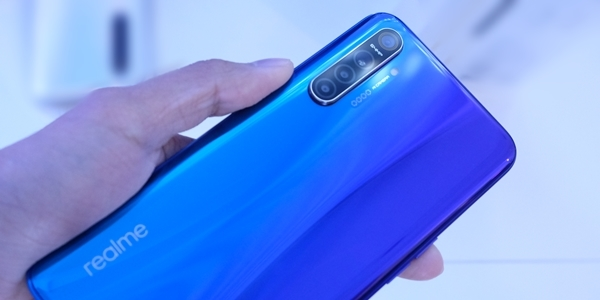 The New Realme XT Goes Xtra With First 64MP Quad Camera