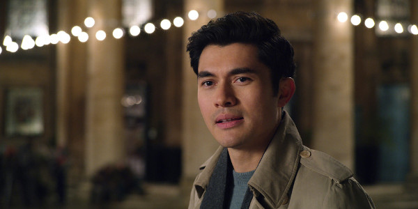 Henry Golding Gives Heart to Emilia Clarke in 'Last Christmas'
