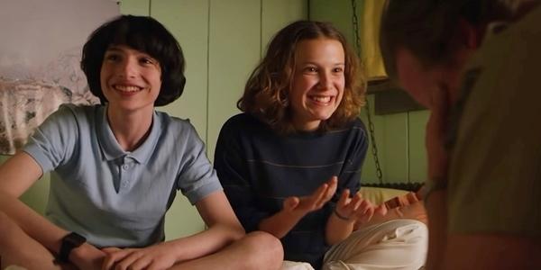 WATCH: Stranger Things Day Unveils Season 3 Blooper Reel