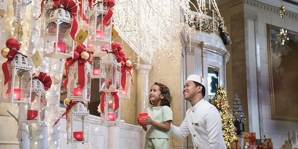 The Peninsula Manila's Festive Season Starts Now