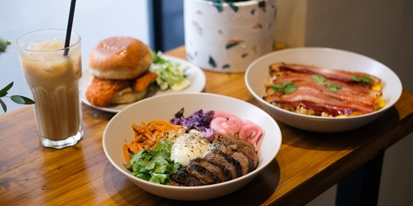 Habitual Coffee Now Serves Brown Rice Bowls For Your All-Day Breakfast Fixes