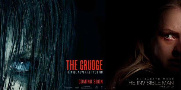 'The Grudge' and 'The Invisible Man' Posters Give Twice The Terror