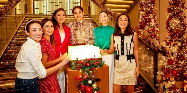 Different Ways You Can Celebrate the Holidays at Sheraton Manila