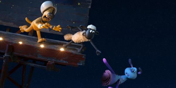 Shaun The Sheep' is Back on The Big Screen in 'Farmageddon'