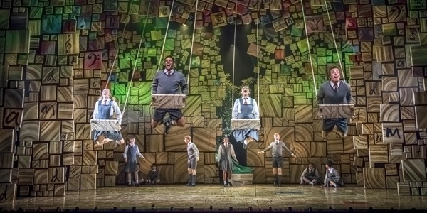 Read more about the article 'Matilda, the Musical' is Coming to Manila in March 2020!