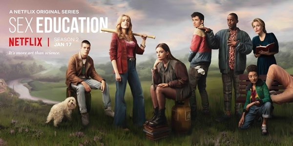 Read more about the article 'Sex Education' is Coming Back for Season 2 in January 2020!
