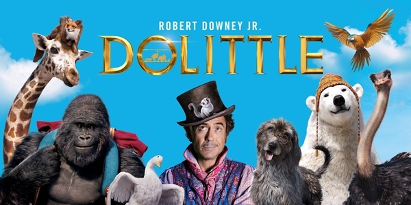 Meet Robert Downey Jr.'s Furry Pals in 'Dolittle' Character Posters